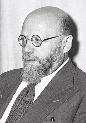 תמונה של בן-ציון דינור (דינבורג)