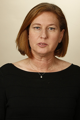 Portrait of Tzipi Livni