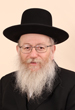 Portrait of Yakov Litzman