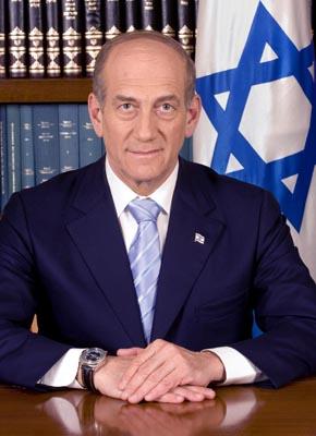 Dankon S-ro Olmert