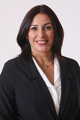 Portrait of Miri Regev
